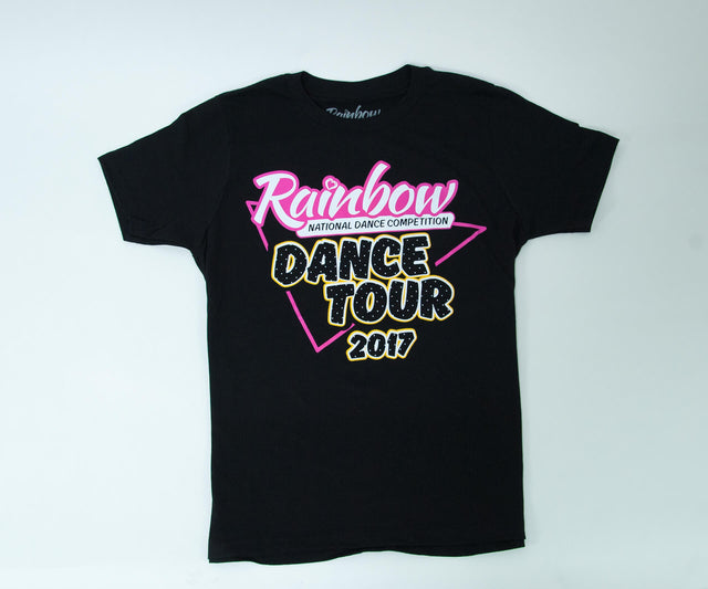 Rainbow Dance Tour 2017 T-Shirt