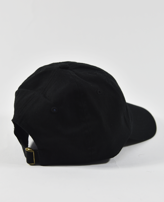 KAR Black Dad Hat