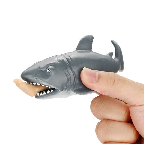 Shark Squeeze Funny Toy