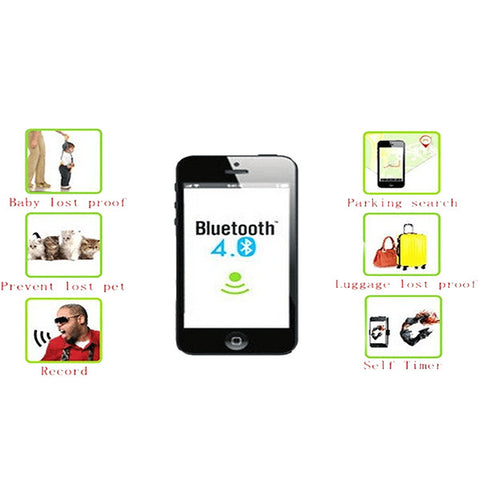 Wireless Bluetooth Anti-Loss Key Tracker