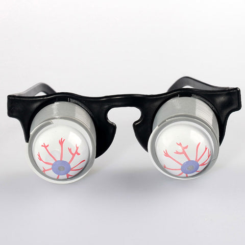 Funny Eyeball-Dropping Glasses