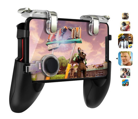 Pro-Mobile Gaming Controller Support PUBG & Fortnite For Android & iOS