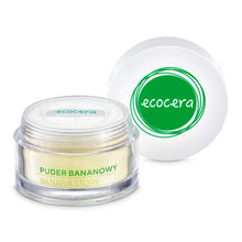 Afbeelding in Gallery-weergave laden, ECOCERA - Banana  powder Loose - Vegan - BIO-Cosmetica - 8 g