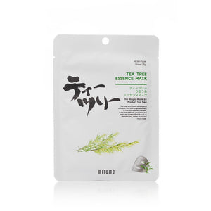 MITOMO - Tea Tree - Sheet Mask