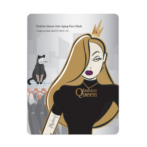 MEDIECT - Fashion Queen Anti-Aging - Face Mask