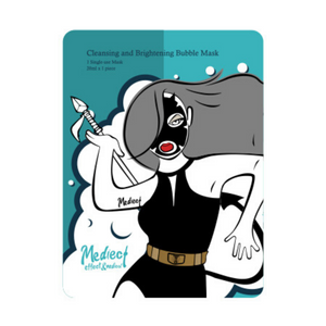 MEDIECT - Cleansing & Brightening Bubble Mask