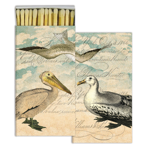 Sea Bird Matches