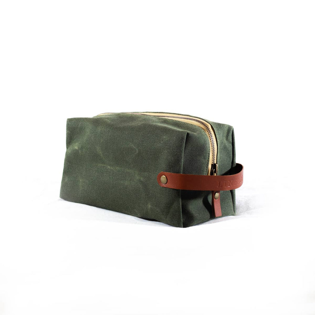Canvas Dopp Kits