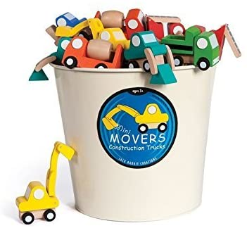 Mini Mover Construction Roller