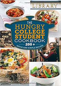The Hungry College Student Cookbook