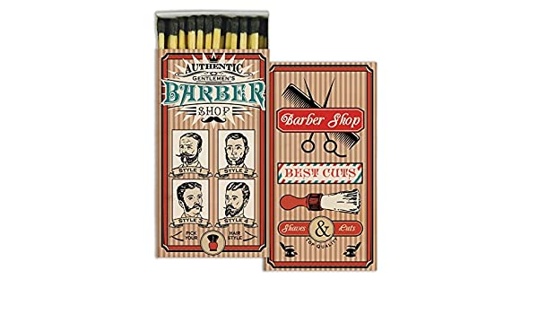 Barber Shop Matches