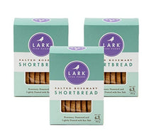 Load image into Gallery viewer, Salted Rosemary Shortbread, Lark Fine Foods