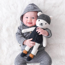 "Load image into Gallery viewer, Hudson The Polar Bear 13"", Cuddle + Kind"