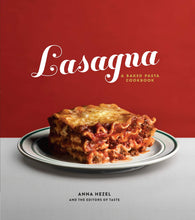 Load image into Gallery viewer, Lasagna: A Baked Pasta Cookbook