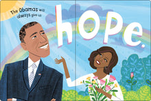 Load image into Gallery viewer, Obamas - A Lift the Flap Book