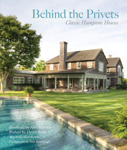 Behind the Privets, Classic Hamptons Houses