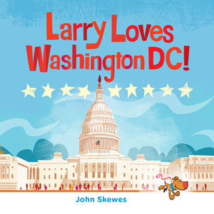 Larry Loves Washington DC