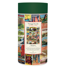 Load image into Gallery viewer, National Parks 1000 Piece Puzzle, Cavallini & Co.
