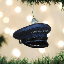 Load image into Gallery viewer, Air Force Cap Ornament