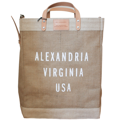 Alexandria, Virginia Tote