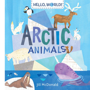 Arctic Animals Board Book