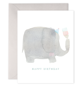 Elephant Birthday, E. Frances