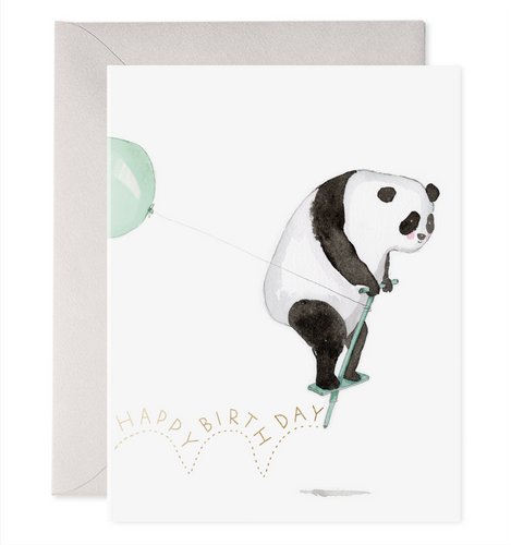 Pogo Panda Birthday, E. Frances Paper