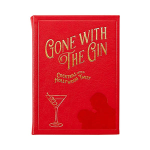 Gone With The Gin - Leather Bound