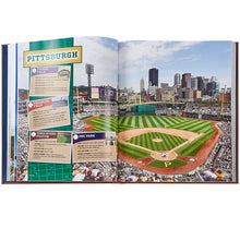Load image into Gallery viewer, Ballparks Past & Present - Tan Leather