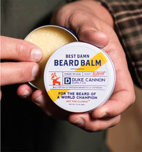 Load image into Gallery viewer, Duke Cannon, Beard Balm, Best Damn Beard Balm