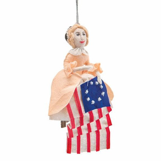 Betsy Ross Handmade Collectible