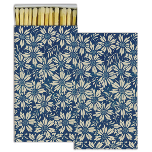 Blue Daises Matches