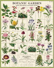 Load image into Gallery viewer, Botanical Garden 1000 Puzzle, Cavallini & Co.