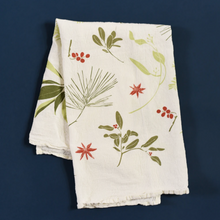 Load image into Gallery viewer, Boughs & Berries Towel, June & December