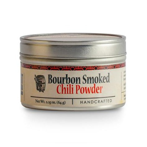 Bourbon Smoked Chili Powder