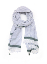 Load image into Gallery viewer, Khadi Summer Scarf Collection, Moismont