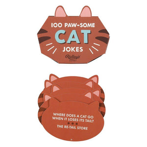 Ridley's 100 Cat Novelty Jokes