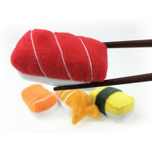 Load image into Gallery viewer, Catnip Nigiri Sushi Toy