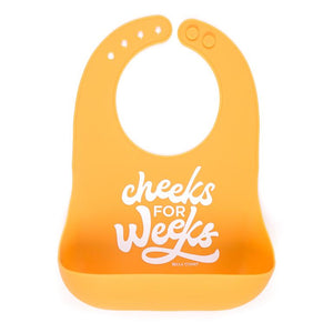 Cheeks for Weeks Wonder Bib, Bella Tunno