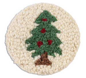 Christmas Tree Coaster (Set of 4)
