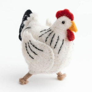 Clucky Hen Ornament