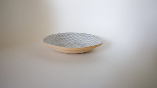 Condiment Dish, Dot Opal