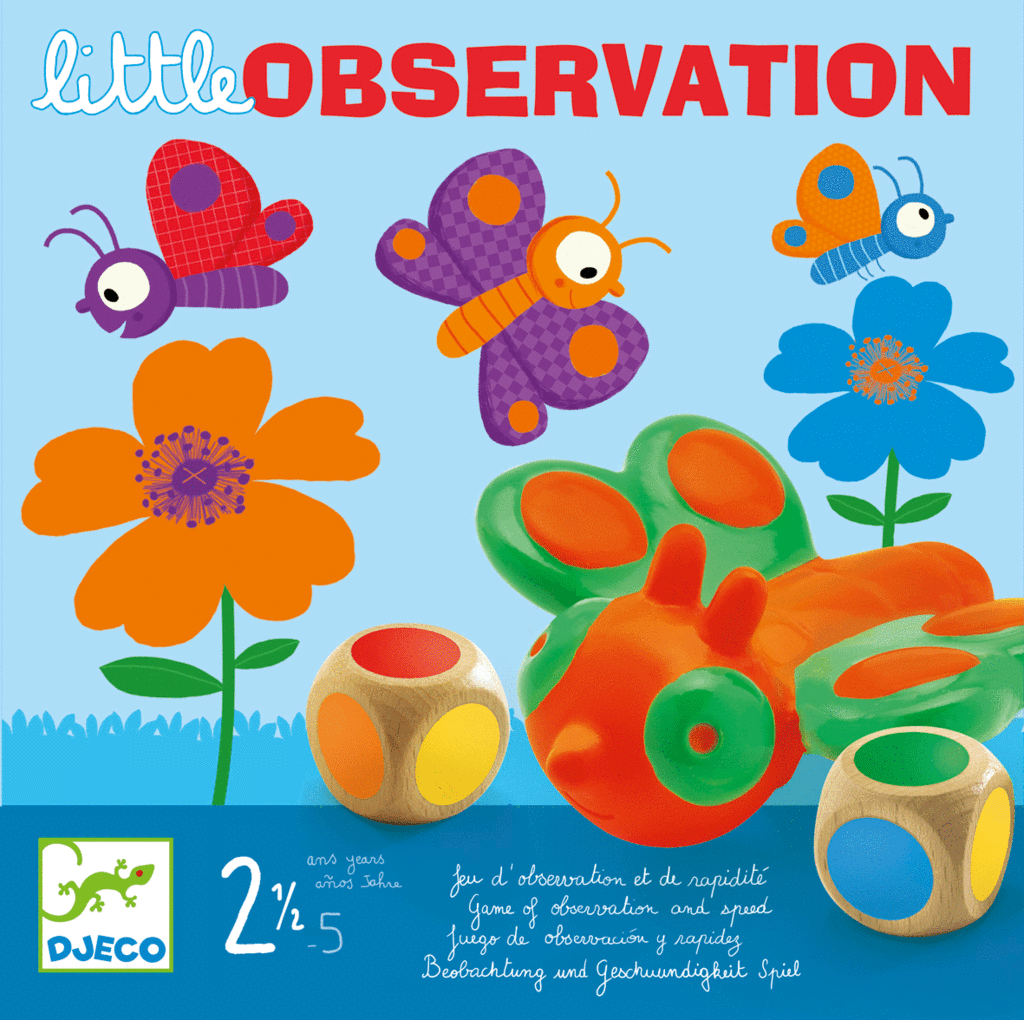 Little Observation Game, Djeco