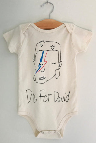 David Bowie Onesies, Anchors-N-Asteroids