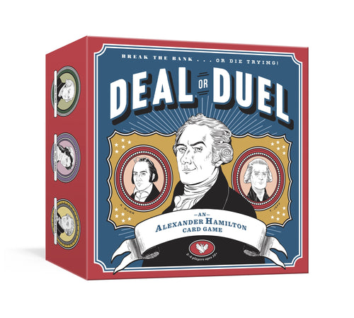 Deal or Duel Hamilton Card Game