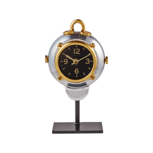 Diver Table Clock