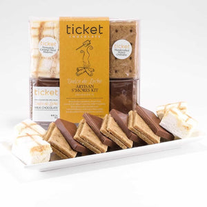Artisan S'Mores Kit, Ticket Chocolate