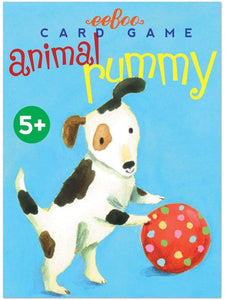 Animal Rummy Cards, eeBoo