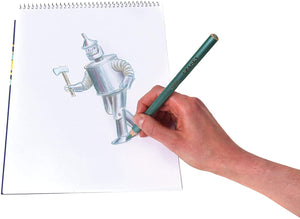 Robot Metallic Pencils, eeBoo