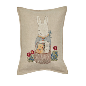 Easter Bunny Pocket Pillow